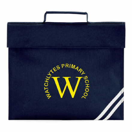 Watchlytes Primary Navy Bookbag